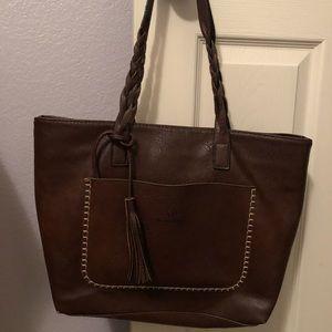 Weimeibaige brown bag